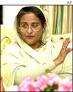 Awami League Sheikh Hasina