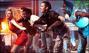The Locomotion on Top Of The Pops
