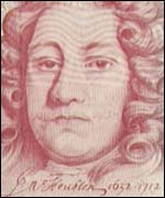 Sir John Houblon, from the �50 note