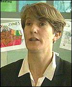Head teacher Alice Hudson