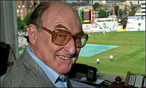 Blowers has one of radio's most distinctive voices