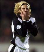 Manchester United and Uruguay striker Diego Forlan