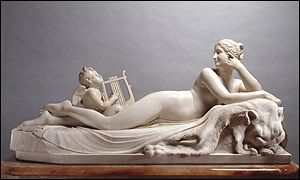 Work by Canova