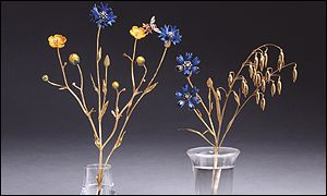 Faberge's flowers