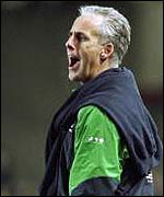 Republic manager Mick McCarthy