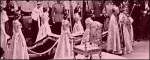 coronation ceremony