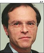 The UN administration chief in Kosovo, Michael Steiner