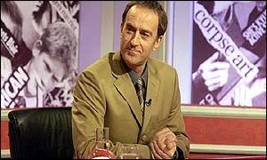Have I Got News For You host Angus Deayton