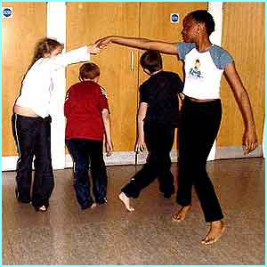 By learning different dancing styles, the children get to understand more about different cultures