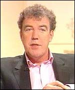 Jeremy Clarkson on BBC Breakfast
