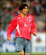 South Korea's Choi Jin-Chul