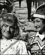 Pat Coombs with Dick Emery