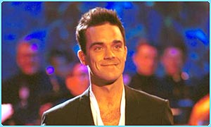Robbie Williams has had five number ones during his solo career