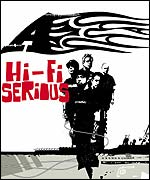 Cover of Hi-Fi Serious album