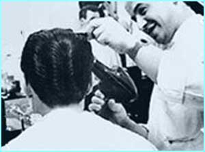 "of rebellion the ""ducktail"" haircut was very popular in the 1950s"