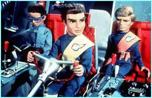 ...while boys were more interested in Thunderbirds