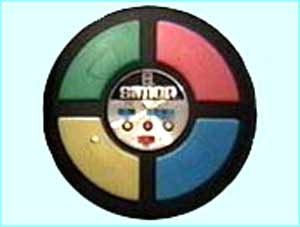 Kids were addicted to Simon - you had to remember the right order of its flashes and bleeps