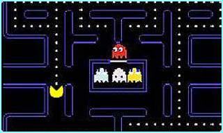 Pac Man loved gobbling little yellow dots and all your pocket money