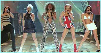 Girl Power shook the world with The Spice Girls