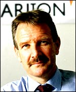 Gerry Murphy, chief executive of Carlton Communications