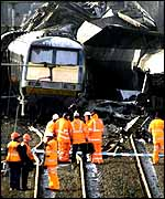 Selby train crash