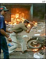 Riot in Gujarat