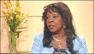 Motown singer Martha Reeves on BBC Breakfast