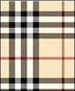 Burberry's trademark check