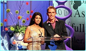 The Blue Peter Book Award started in 2000