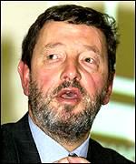 David Blunkett asylum seekers