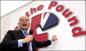 Ex-Conservative leader William Hague
