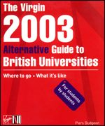 Virign Alternative Guide to British Universities