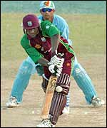 Windies captain Carl Hooper
