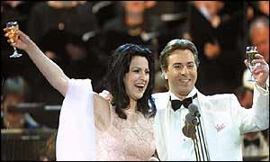 Angela Gheorghiu and Robert Alagna