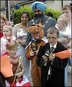 Mayor of Gravesham Narinderjit Singh Thandi