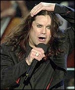 Ozzy Osbourne threatened to steal the show