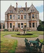 Castle Leslie - picture: Irish Independent