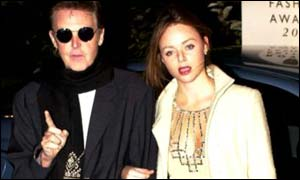 Sir Paul with daughter Stella