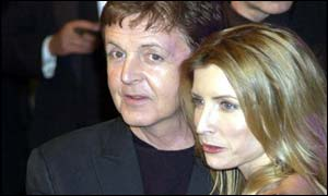 Sir Paul met former model Heather Mills in 1999, a year after his first wife Linda died of cancer