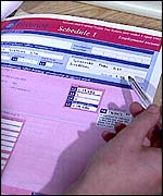Tax returns can be filled in online