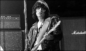 Dee Dee Ramone (courtesy officialramones.com)