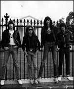 The Ramones in Washington