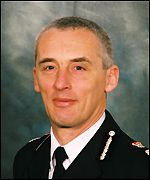 North Wales Police Chief Constable Richard Brunstrom