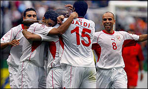 Tunisia celebrate