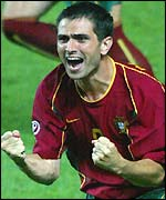 Pauleta of Portugal