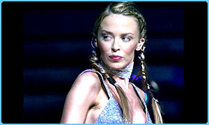 Kylie Minogue has recently finished her UK tour