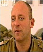 The Israeli negotiating team was led by Lieutenant Colonel Lior