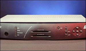Digital set-top box