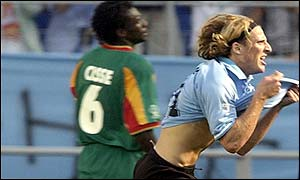 Pua's biggest mistake was not to make more of Forlan