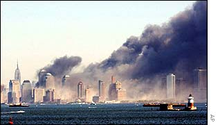 11 September attack on World Trade Center